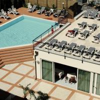 Hotel Residence Mediterraneo, hotell i Diano Marina