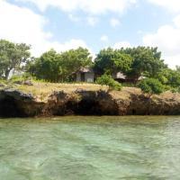 Mafia Kasa Juani beach camp, hotel in Kilindoni