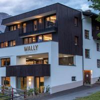 Wally Berg-Appartements, hotel in Zams