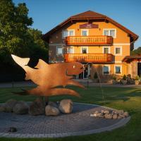 Hotel Honti, hotel Visegrádon