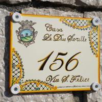 Casa delle due sorelle, hotel a Cusano Mutri