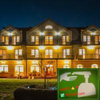Villa Sylvia, Hotel in Dźwirzyno