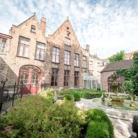 Hotel Jan Brito - Small Elegant Hotels, hótel í Brugge