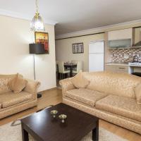 Comfortable, near Sabiha Gokcen Airport and Viaport Shopping Center 2 BR