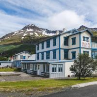 Hotel Aldan - The Post Office, hótel á Seyðisfirði