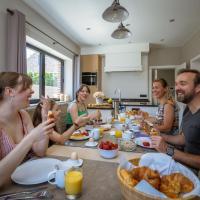 Vakantiewoning Mierzicht met privé wellness