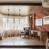Luxury Loft Apartment near Crocus Expo, Moscow