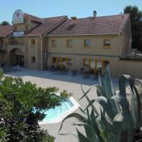 Villa Martégale Hôtel Restaurant, Hotel in Martigues