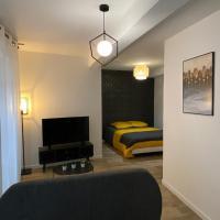 Superbe studio en plein cœur de ville!, hotel in Mont-de-Marsan