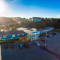 Anchor Inn Hotel and Suites, hotel em Twillingate