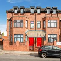 Swanky Apartment in Leicester near National Space Centre