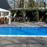 Fascinating Holiday Home in Wateren with Private Swimming Pool