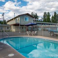 Swiss Holiday Lodge, hotel in Mount Shasta