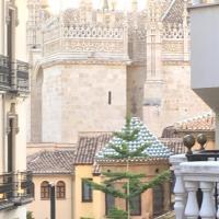 Apartamento lujo centro Granada parking