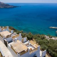 Pyrgos Exclusive, отель в городе Sellía