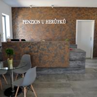 Penzion u Herůfků, hotel v Zaječí