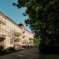 Kaiserhof Victoria, отель в Бад-Киссингене