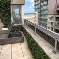 Residentie Zeebries, luxe en ruim appartement met zijzicht op zee