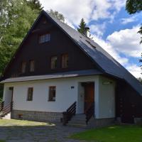 Chata U Janka, hotel v Bělé pod Pradědem