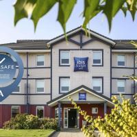 ibis budget Coutances – hotel w mieście Coutances