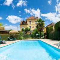 HOTEL DES DAUPHINS, hôtel à Bourgoin-Jallieu