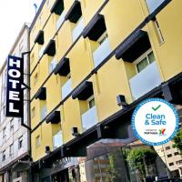 Hotel Joao XXI, hotel em Braga
