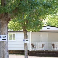 Bungalows y Mobil Homes Camping Regio