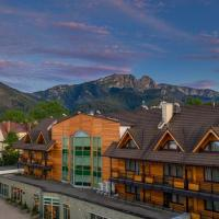 Hotel Wersal – hotel w Zakopanem