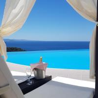Villa Molivos Castle, hotel in Mythimna
