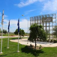 Casita cerca del Aeropuerto Internacional de Monterrey, hotel near Monterrey International Airport - MTY, Monterrey