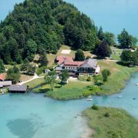 Inselhotel Faakersee, hotel in Faak am See