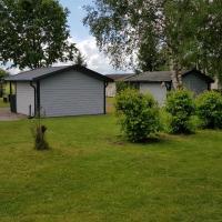 Backgårdens Stugby, hotell i Axvall