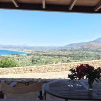 Morfi Village with sea view, hotel in Georgioupoli