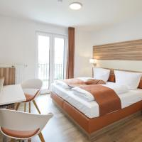 VR-Serviced Apartments Obergeis、Neuensteinのホテル