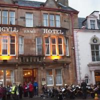Argyll Arms Hotel, hotel in Campbeltown