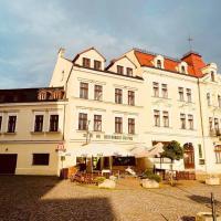 Apartmány Slávie, hotel v České Kamenici
