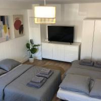 Appartement cosy + Netflix à 10 min de PARIS !