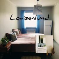 Lovisenlund, hotel in Øvrebø