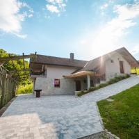 Vineyard cottage Radulja, hotel in Smarjeske Toplice