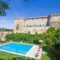 Posada Real Castillo del Buen Amor, hotel in Villanueva de Cañedo