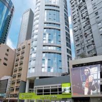 Hotel Ease Causeway Bay, hotel Hongkongban