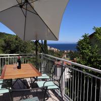 Mošćenička Draga Amazing Seaview Apartment, hotel in Mošćenička Draga