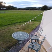 Stargazer Bell Tent - Pen Cefn Farm, Abergele, Conwy
