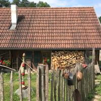 Getreidekasten auf einer Lamafarm, hôtel à Oberndorf an der Melk