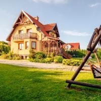 """Gospodarstwo Agroturystyczne Rowerowa Przystań """"Jankesówka"""", hotel in Lidzbark Warmiński"""