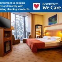 BEST WESTERN Santakos Hotel, hotel in Kaunas