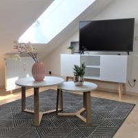 Zwillingsperlen Leutzsch - Appartement Villenblick