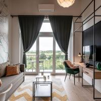 RentPlanet - Apartamenty Zarembowicza I – hotel w pobliżu miejsca Lotnisko im. Mikołaja Kopernika we Wrocławiu - WRO we Wrocławiu