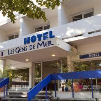Hôtel Les Gens de Mer La Rochelle by Popinns**