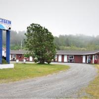 Motel Riviere Trois Pistoles, hotel em Trois-Pistoles
